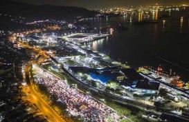 Mudik Lebaran 2017 : Puncak Arus Mudik Pelabuhan Merak Diprediksi Malam Ini