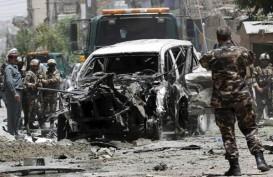 Bom Mobil Meledak, Tujuh Orang Tewas Termasuk Empat Polisi