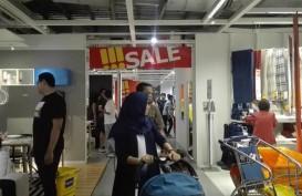 IKEA Alam Sutera Tawarkan Diskon Besar-Besaran