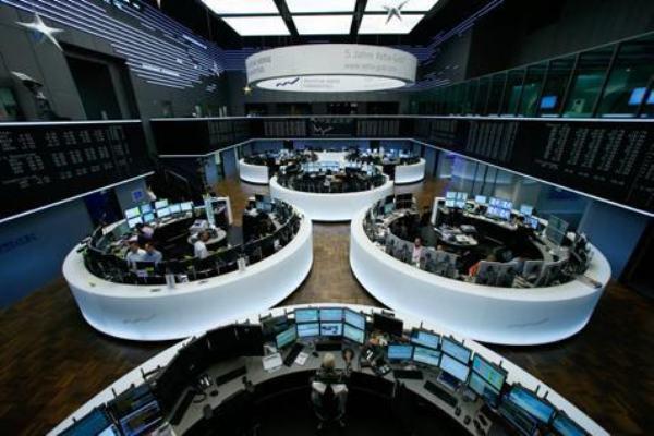Bursa Eropa ditutup melemah pada perdagangan Jumat. - .
