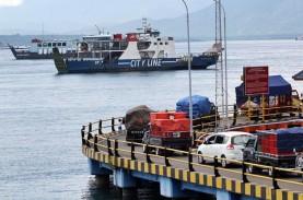 Hingga H-2 Lebaran, 419.068 Pemudik Menyebrangi Pelabuhan…