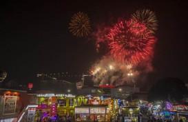 LIBUR LEBARAN: Jakarta Fair Kemayoran Tetap Buka