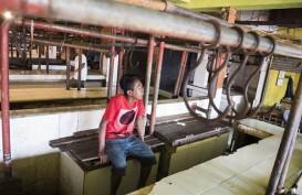 PANTAUAN LANGSUNG PASAR KRAMAT JATI: Aktifitas  Pasar Induk Lengang