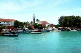Serunya Libur Lebaran di Pulau Seribu