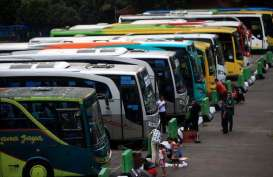 Libur Lebaran Panjang, Sopir Bus Antarkota Merasakan Dampaknya