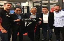 Fantastis! Erick Thohir Bangun Kandang DC United Senilai Rp 6 Triliun