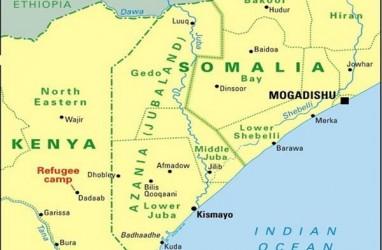 Ledakan Kapal Terjadi di Pantai Somalia