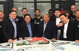 Major League Soccer: Erick Tohir Bangun Stadion DC United Rp6 Triliun?