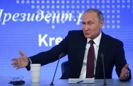 Jam Tangan Mewah Hadiah untuk Putin Dilelang US$1,6 Juta