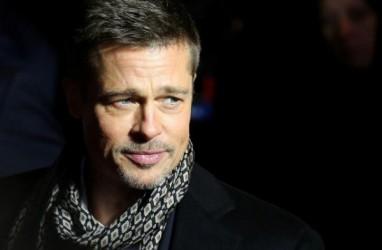 5 Bulan Bercerai, Brad Pitt Kepincut Kekasih Baru