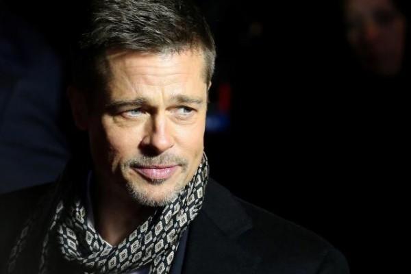 Brad Pitt - Reuters