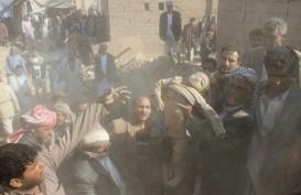 Peperangan di Yaman Membuat Wabah Kolera Mengganas, 300.000 Orang Tewas