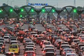 ARUS BALIK: Penumpukan di Rest Area Sebabkan Kemacetan…