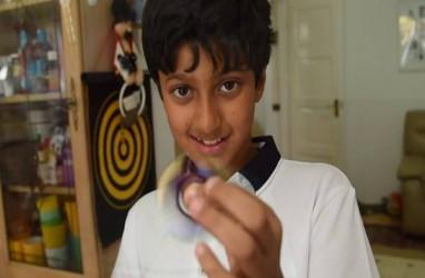 IQ Bocah Arnav Sharma Melebihi Albert Einstein dan Stephen Hawking