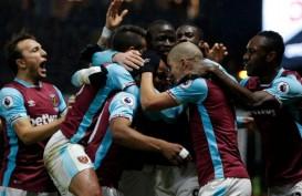 Lini Depan Rentan Cedera, West Ham Fokus Cari Striker