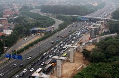Hari ini, 110 Ribu Kendaraan Diprediksi Melintas di Gerbang Tol Cikarang Utama