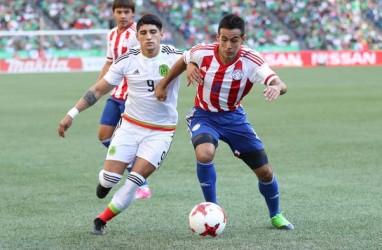 Pemanasan Gold Cup, Meksiko Libas Paraguay 2-1
