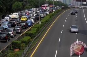 ARUS BALIK: Contraflow Kembali Diberlakukan di Tol…