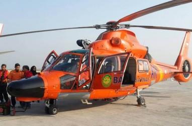 Kawah Sileri Meletus, Helikopter Basarnas Jatuh. Ini Lokasi Terakhir