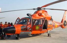 Tagana Kemensos Bantu Evakuasi Helikopter Basarnas