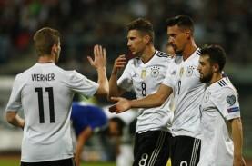 Piala Konfederasi 2017: Jadwal, Klasemen, Hasil, Jerman…