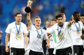 Jerman Juara Piala Konfederasi, Hantam Chile di Final