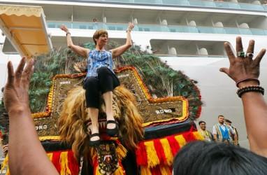 Kunjungan Wisman Melonjak, China Mendominasi