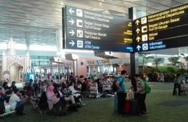 BPS: Penumpang Pesawat Domestik Naik, Luar Negeri Turun