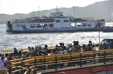 MUDIK LEBARAN: Arus Penumpang di Pelabuhan Gilimanuk Hanya Naik 2%