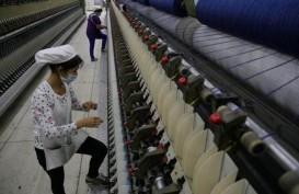 Produksi Tekstil Sektor Hulu Kuartal II/2017 Turun