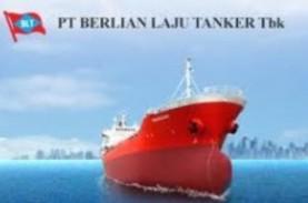 Berlian Laju Tanker Minta Suspensi Saham Dicabut