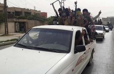 Irak Segera Umumkan Kemenangan Rebut Mosul dari ISIS