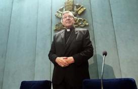 Hadapi Tuduhan, Penasihat Paus Fransiskus Pulang ke Australia