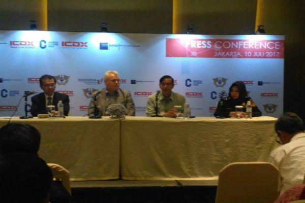 Indonesia Commodity Derivatives Exchange (ICDX) bakal menyelenggarakan Indonesia Tin Conference and Exhibition (ITCE) yang keempat pada 27-29 Agustus 2017 di Bali- Bisnis - Hafiyyan