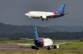 Load factor Sriwijaya Air Group capai 90%