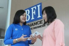 PENYALURAN PEMBIAYAAN : BFI Finance Raih Rp6,8 Triliun