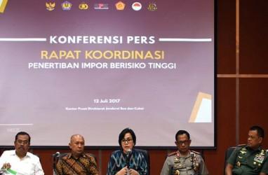 Ditjen Bea Cukai Gelar Rakor Penertiban Importir Nakal