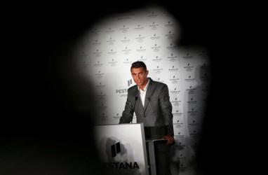Jelang Disidang, Petugas Pajak Periksa Kapal Pesiar Cristiano Ronaldo