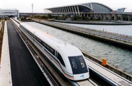 Saat Anggota DPD Jajal Kenyamanan Kereta Api Cepat di Shanghai