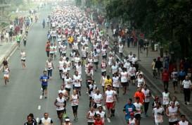 Akhir Pekan Ini, Ayo Ikut Lomba Lari Marathon di UI