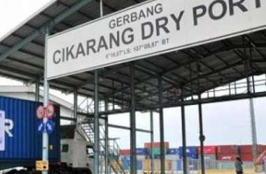 PELABUHAN KERING : CDP Siap Bangun Lima Dry Port