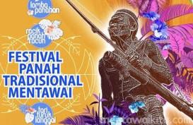 Tarik Minat Wisatawan, Mentawai Gelar Festival Panah Tradisional