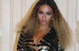 Beyonce Berbagi Momen Kebersamaan dengan Bayi Kembarnya