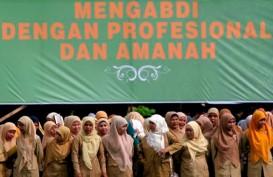 Kabar Gembira, 6.296 Guru Garis Depan Diangkat Jadi PNS