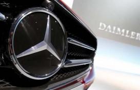Jerman Belum Temukan Bukti Mercedes Curangi Uji Emisi