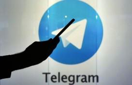 TELEGRAM DIBLOKIR : Pemerintah Tak Punya PP Pemblokiran Situs & Aplikasi