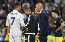 Prediksi Madrid Vs MU: Zidane Tidak Akan Turunkan Ronaldo
