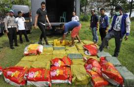 1 TON SABU : Lima ABK Asal Taiwan Dibawa ke Polda Jaya