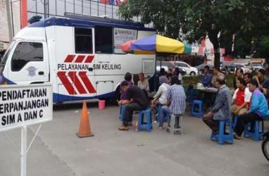 Layanan Mobil SIM Keliling Jakarta Selatan Dipindah Ke STEKPI Kalibata