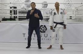 Seni Bela Diri Campuran dan Asupan Nutrisi jadi Kunci Tatsujin MMA